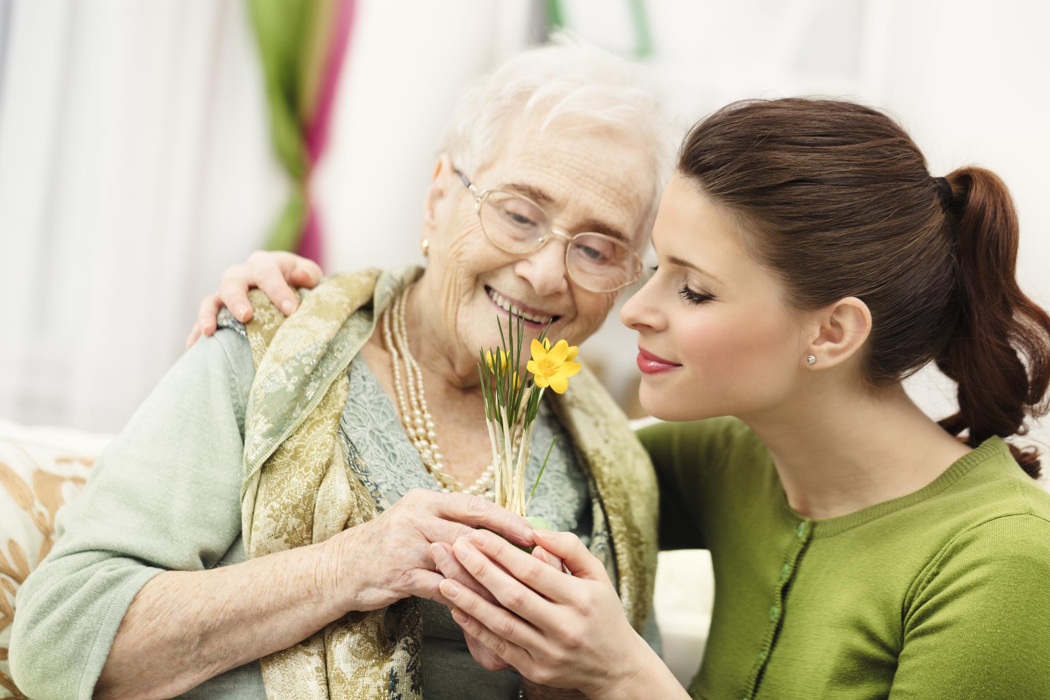 live in care London, elder care london